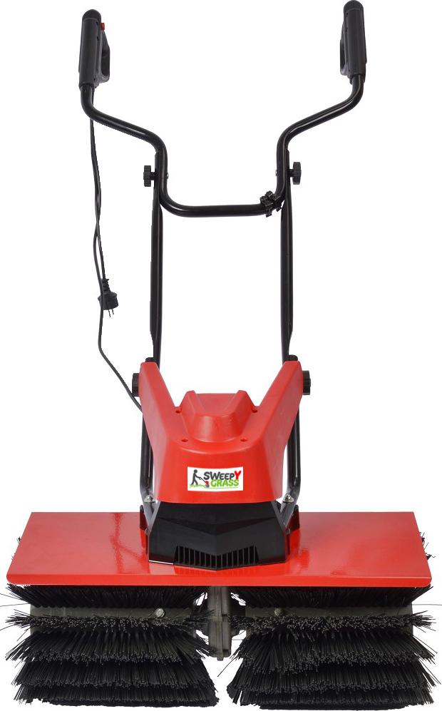 brosse électrique pour pelouse artificielle